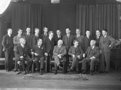 New Zealand Authors' Week committee, 1935