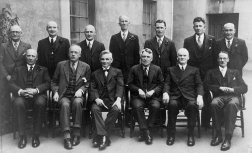 Ministers of the first Labour government, 1935-1940
