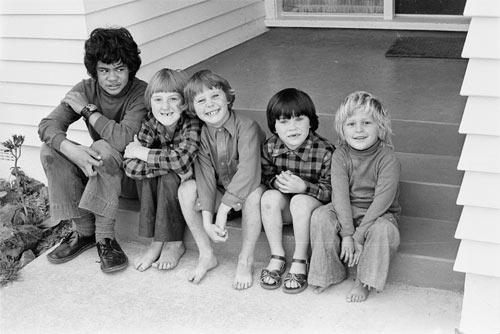 Children in state care, 1977