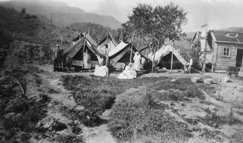 Puni taipoi piwa i Maungapōhatu, 1924