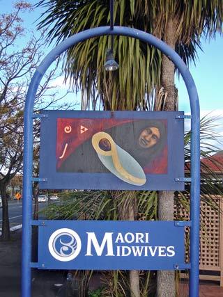 Kahungunu health sign