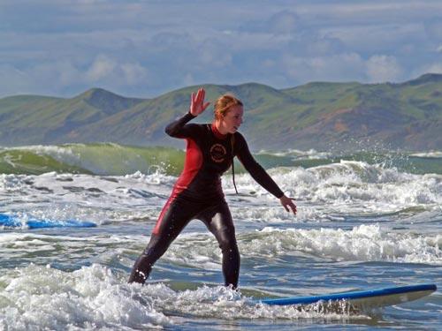 Raglan Surf School