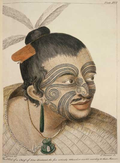 Young Māori
