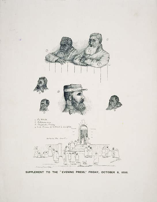 Trial of Te Whiti