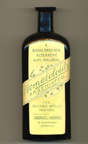 Patent medicine