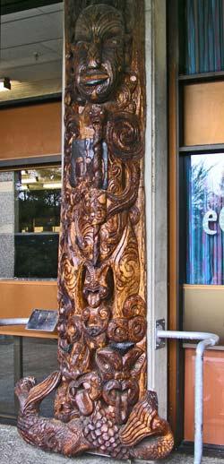 Whakairo o Tawhaki