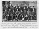 Delegates to the 1909 New Zealand Miners' Conference in Wellington