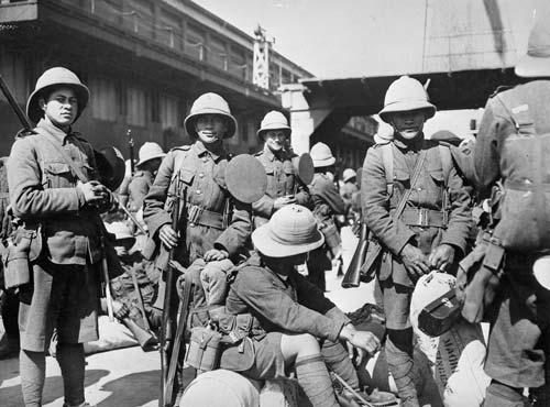 Pioneer Battalion, First World War