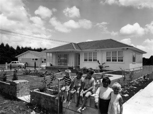 Māori Affairs state house