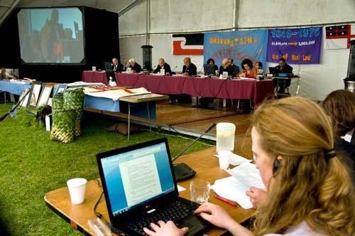 Waitangi Tribunal, 2010