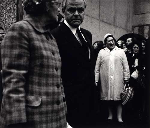 Norman Kirk's tangi, 1974