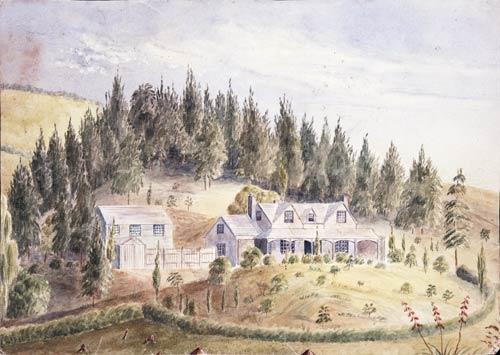 Edward Stafford's house