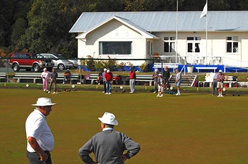 Tāhunanui Bowling Club