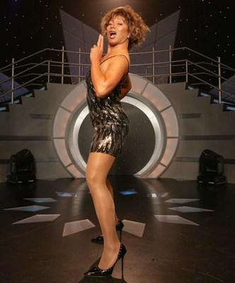 Cindy Filo as Tina Turner