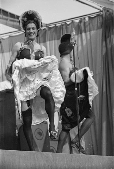 Kiwi Concert Party, 1944