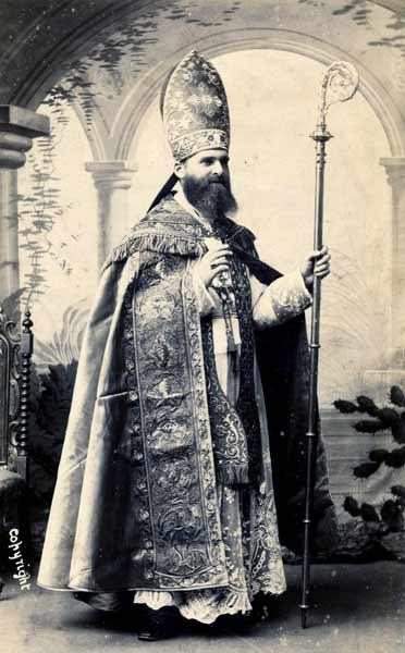 Bishop Redwood