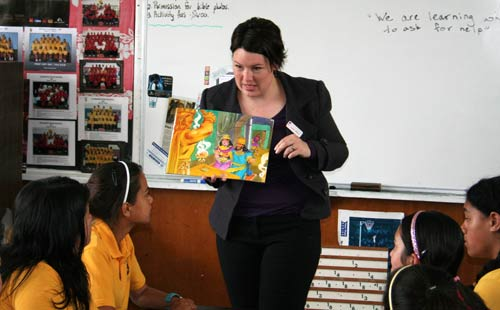 Religious instruction in a state primary school