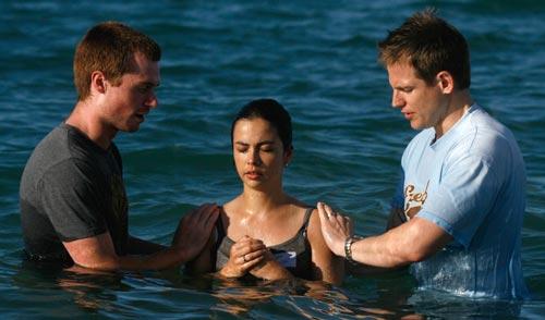 Pentecostal baptism