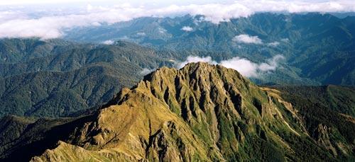 Mt Hikurangi
