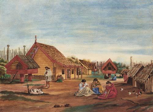 Pūtiki Wharanui Pā, Whanganui