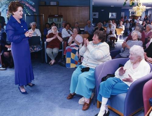 Hospices: Mary Potter Hospice