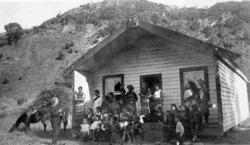 Te mihana a Te Ope Whakaora i te ngahuru tau 1930