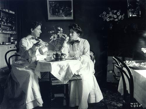Tearooms, 1906