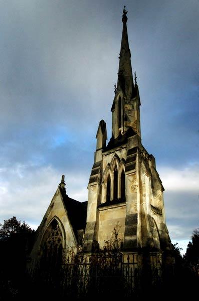 Mausoleum of William Larnach
