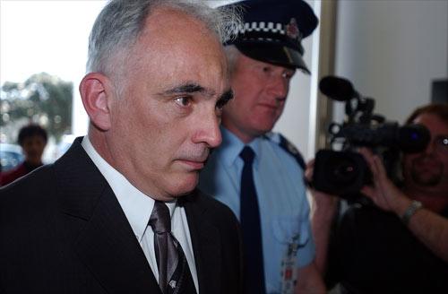 John Davy, fraudster