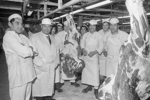 Māori butchers