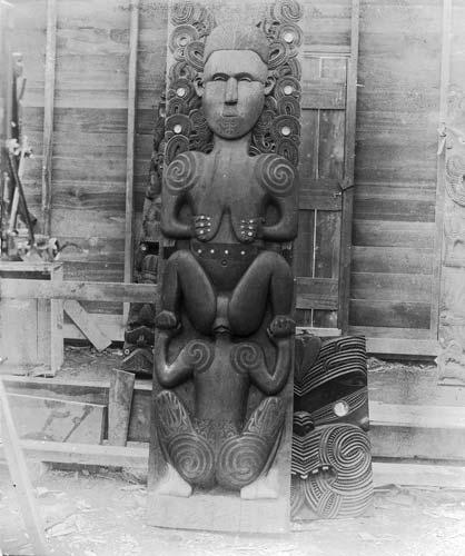 Ko Hine-nui-te-pō rāua ko Māui