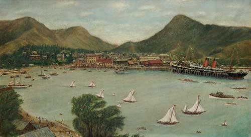 Katherine Mansfield's Picton