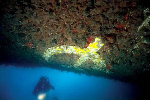 Wreck of the Mikhail Lermontov