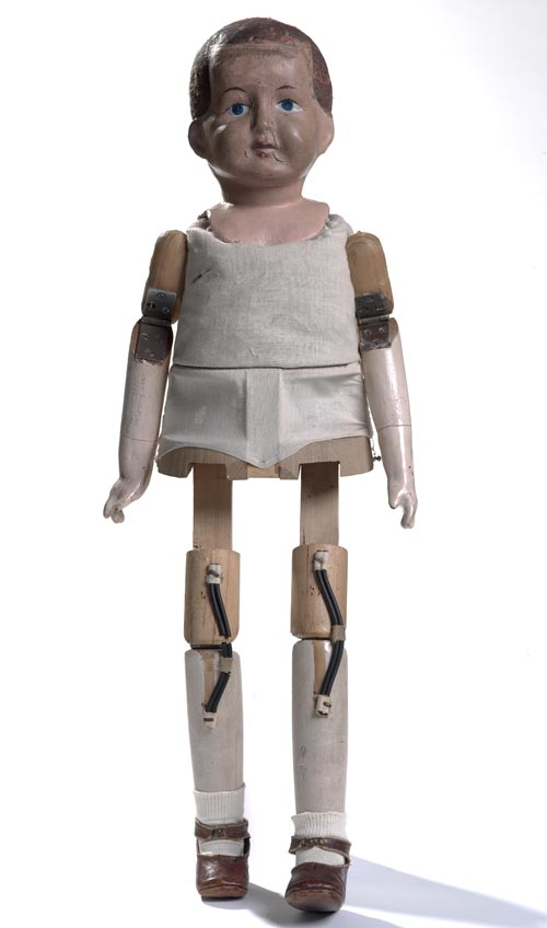 Christie the walking doll