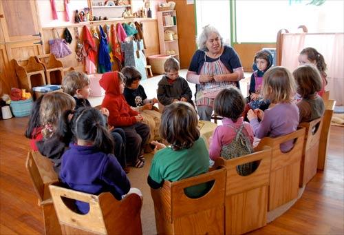 Early childhood education centres: Rudolf Steiner Kindergarten, Dunedin