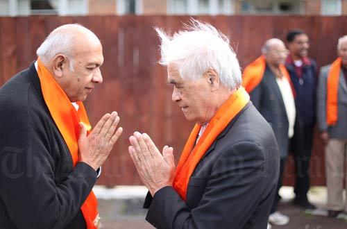 Hindu and Māori culture