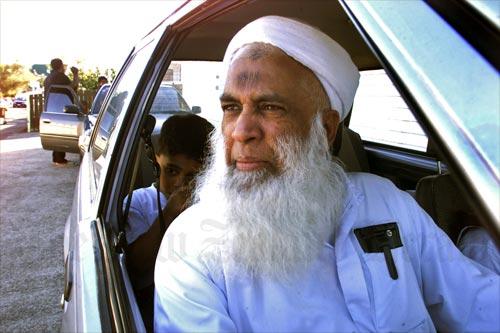Muslim leader, Auckland