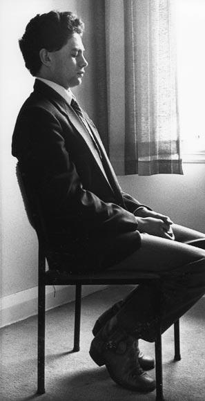 Transcendental meditation teacher, 1983