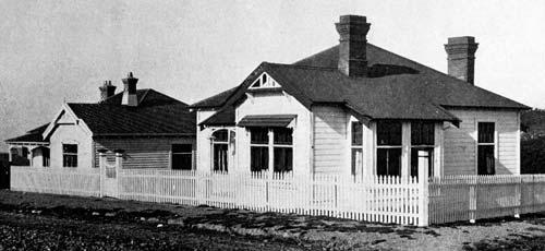 Dunedin workers' dwellings