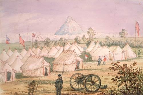 Waitara camp