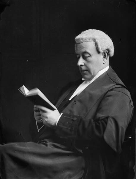 Alexander Herdman, 1919