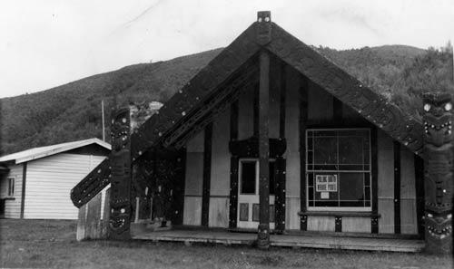 Whare pōti Māori, tekau tau o 1930