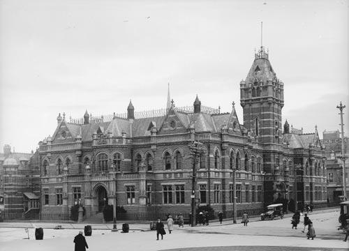 Supreme Court, Dunedin, 1931
