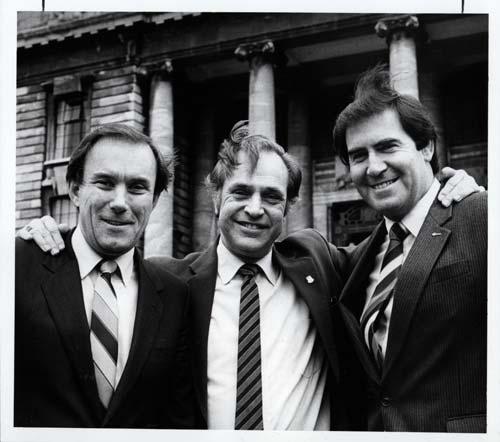 Social Credit MPs, 1984