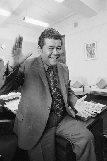Mana Motuhake founder