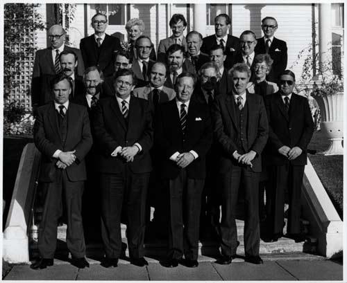 The Executive Council, 1984