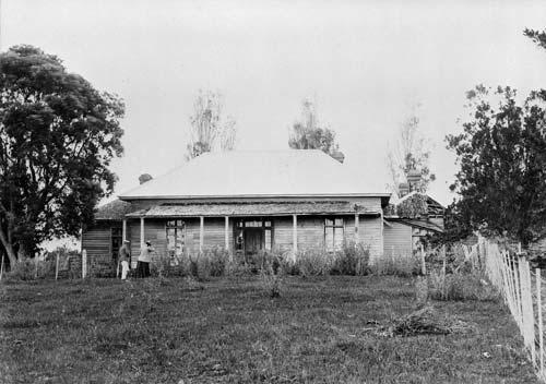 House of British Resident James Busby, Waitangi