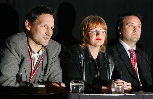 TUANZ conference