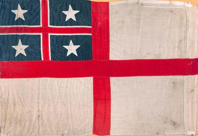 United Tribes' flag: Ngāi Tahu flag