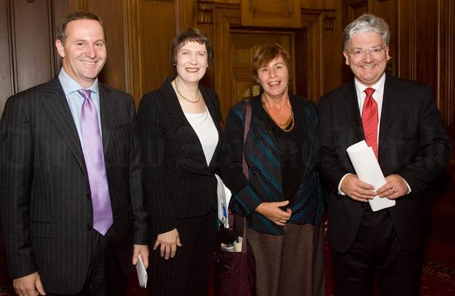 Cross-party negotiation on legislation
